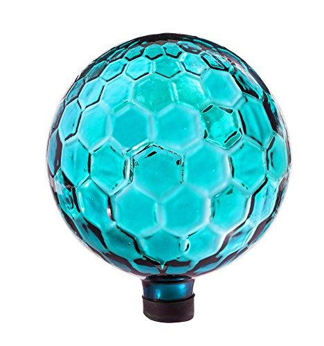 Evergreen Garden Hexagon Glass Gazing product image
