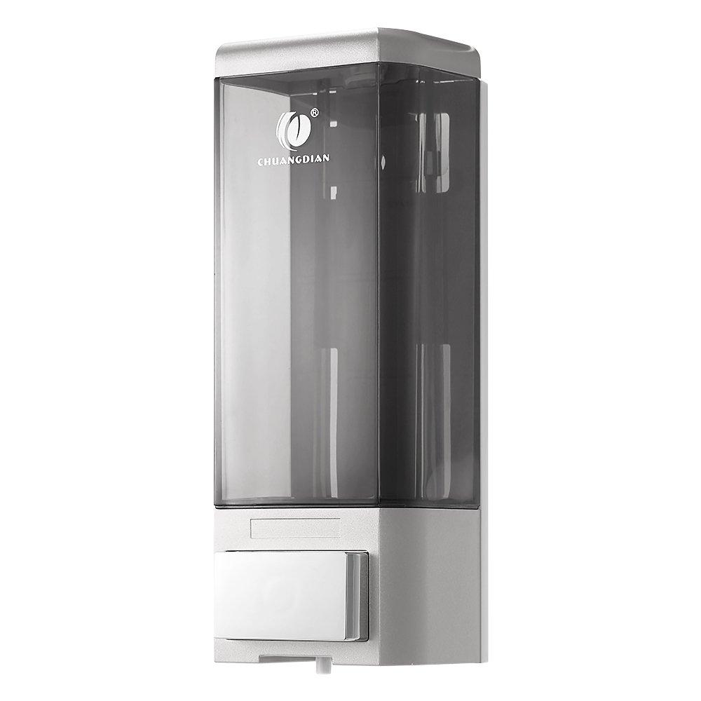 Anself CHUANGDIAN Wall Mount Manual Soap Dispenser Single Bottle 500ml