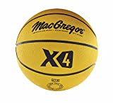 MacGregor Rubber Offical Basketball (Yellow)