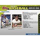 2020 Topps Series 1 Baseball Trading Cards Retail