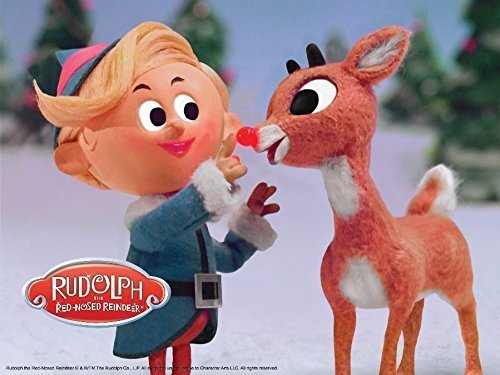 Rudolph the ROT-Nosed Reindeer 1000 Piece Jigsaw Puzzle: Puzzle: Puzzle: Rudolph & Hermey by BHTB e0e805