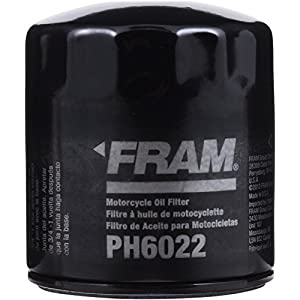 FRAM PH6022 Black Oil Filter