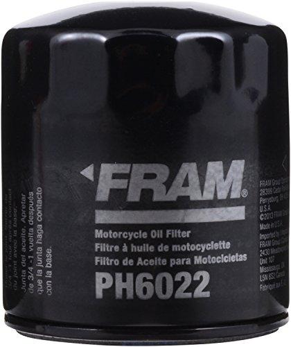 (FRAM PH6022 Black Oil Filter)