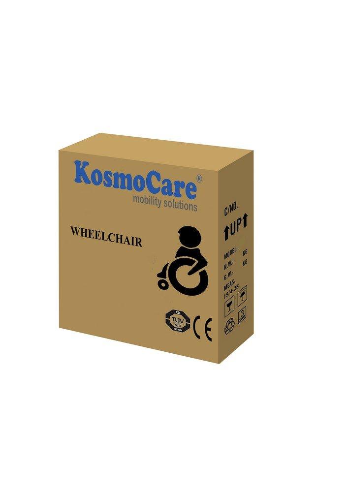 Buy KosmoCare Aluminum Shower Chair Online at Low Prices in India ...
