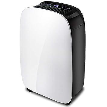 HUO Deshumidificador Home Quiet Basement Warehouse Máquina de Absorción de Humedad secador: Amazon.es: Hogar