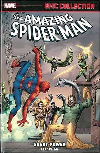 Stan Lee Spider Man Comics
