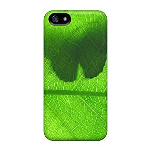 New Snap-on AnnetteL Skin Case Cover Compatible With Iphone 5/5s- Butterfly Behind