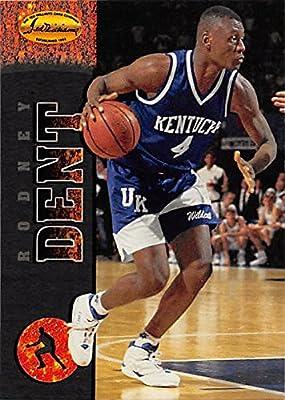 Rodney Dent Basketball Card (Kentucky Wildcats) 1994 TWCC #16
