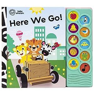 Baby Einstein: Here We Go! (Play-A-Sound)
