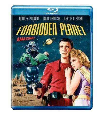 Forbidden Planet [Blu-ray] by Warner Home Video