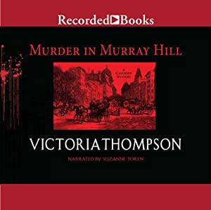 Murder in Murray Hill Hörbuch