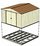 Arrow Sheds FDN106 Base Kit for 4'x10′, 8'x6′ & 10'x6 sheds