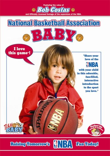Team Baby: NBA Baby - Dvd Nba Baby