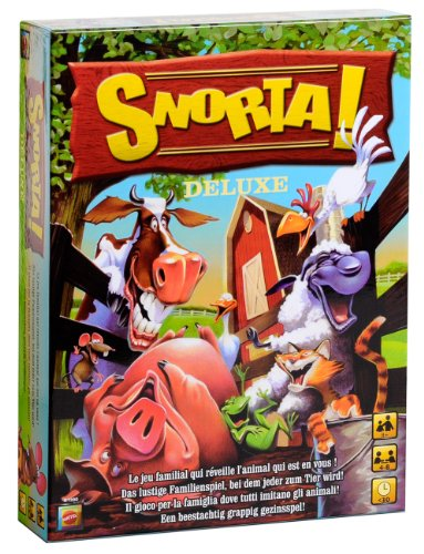 Snorta - The Family Game Where Everyone Acts Like an Animal! by Mattel (Image #4)