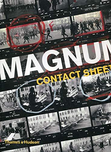 Printing Sheets Contact - Magnum Contact Sheets