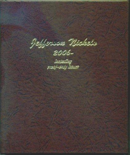 Date Dansco Album (Dansco US Jefferson Nickel with Proof Coin Album 2006 - Date #8114)