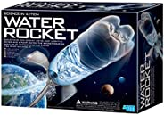 4M 4605 Water Rocket Kit - DIY Science Space Stem Toys Gift for Kids & Teens, Boys &am