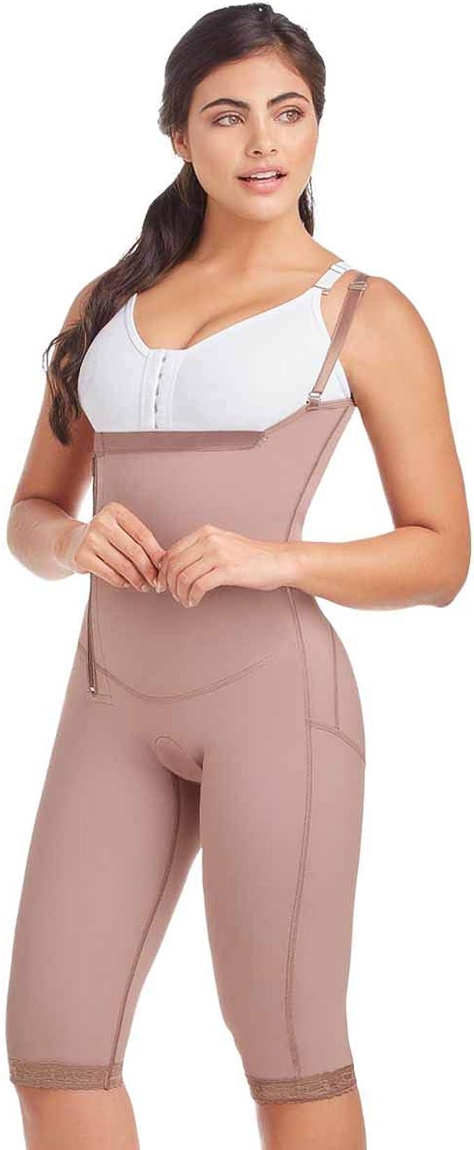 DPrada 021 Shapewear Body Liposuction Compression Garments Post Surgery Faja