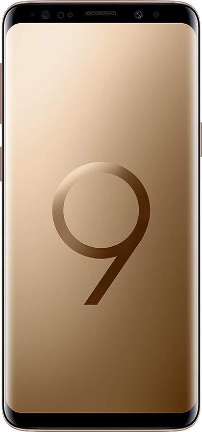 Samsung Galaxy S9 Smartphone (5,8 Pulgadas (14,7 cm) 64 GB de Memoria Interna, Dual SIM) – Versión Alemana (reacondicionado): Amazon.es: Electrónica