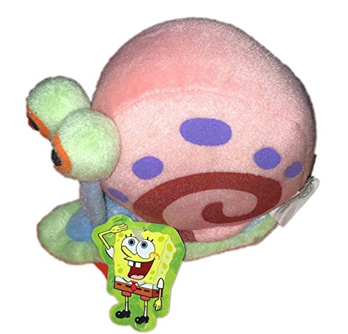 Gary the Snail Plush