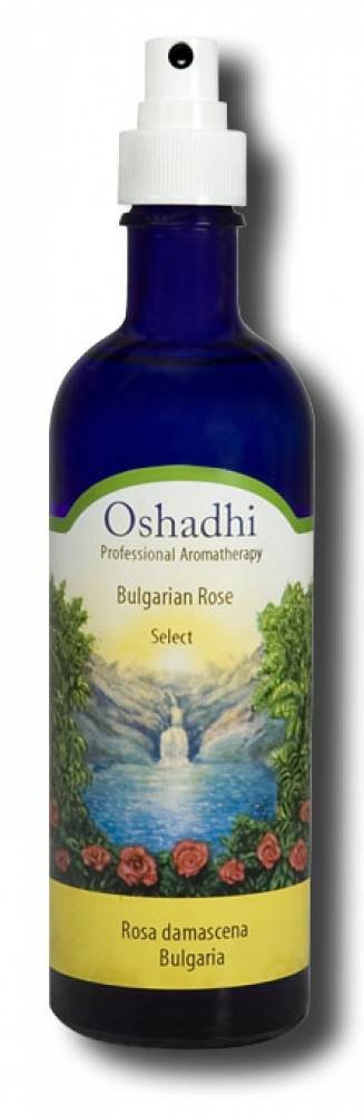 Oshadhi Hydrosols Rose Bulgarian, Organic 200 mL