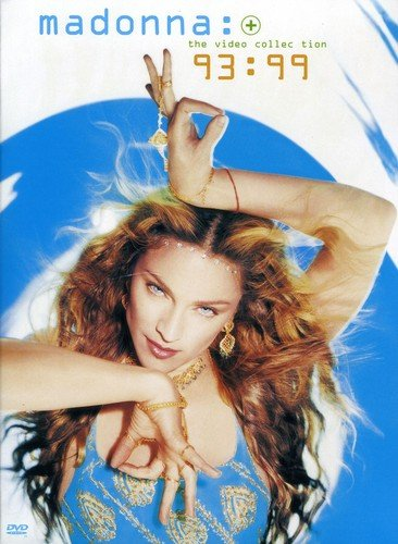 Madonna - Video Collection 1993-99 (Best Madonna Music Videos)