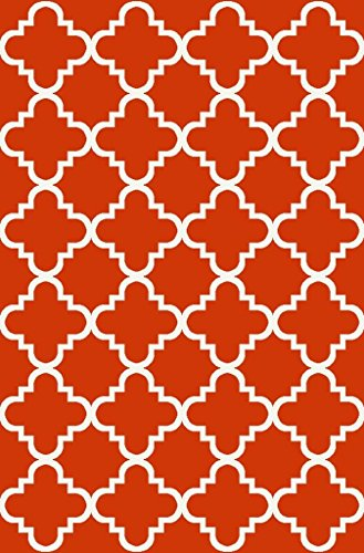 anti-bacterial-rubber-back-doormat-non-skid-slip-rug-18x31-red-white-trellis-interior-entrance-decor