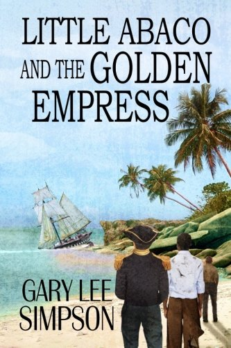 Little Abaco and the Golden Empress (Empress Design Print)