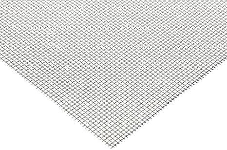 Amazon.com: Stainless Steel Type 316 Mesh Sheet: Industrial & Scientific