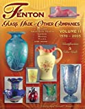 img - for Fenton Glass Made for Other Companies 1970-2005 book / textbook / text book