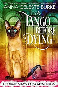 A Tango Before Dying by Anna Celeste Burke ebook deal