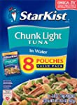 StarKist Chunk Tuna Light Water, 2.6...