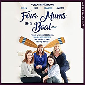 Four Mums in a Boat Audiobook