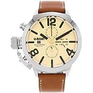 [Sponsored]U-Boat 7433-A Classico 50 Tungsteno CAS2 Wristwatch