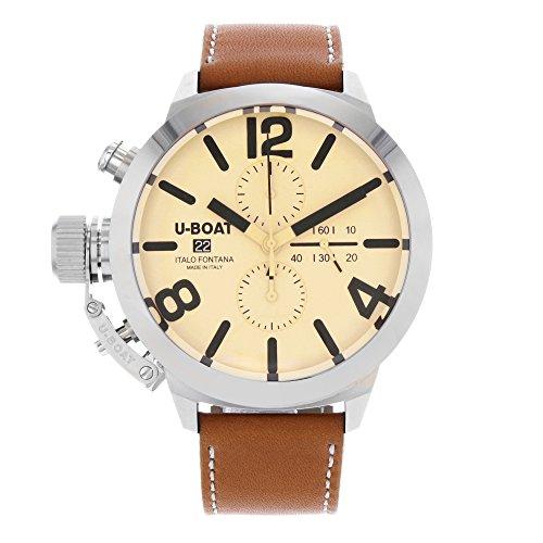 U-Boat 7433-A Classico 50 Tungsteno CAS2 Wristwatch