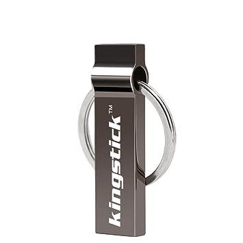 RZRCJ Memorias USB Llavero De Metal USB Pendrive 4Gb ...