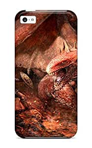 jody grady's Shop Hot Cute Appearance Cover/tpu Slaying The Dragon Case For Iphone 5c 5696460K84172081