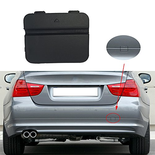 2011 Bmw 328i Accessories >> Rear Bumper Tow Hook Cover Cap For BMW E90 3-Series 2009 ...
