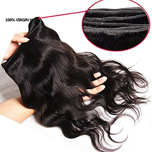 Beauty youth hair brazilian virgin hair body wave extensions 3 home pmusecretfo Choice Image