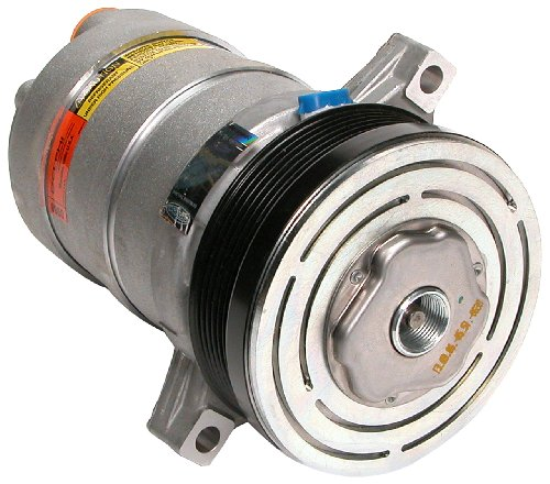 Delphi CS0123 Air Conditioning Compressor