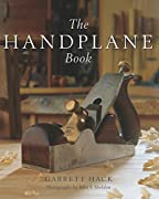The Handplane Book is a complete guide to one of the best known and most collectable hand tools. It covers all the basics, including how to buy a plane, tune it up, and use it. Fascinating background information on the development and manufacture of ...