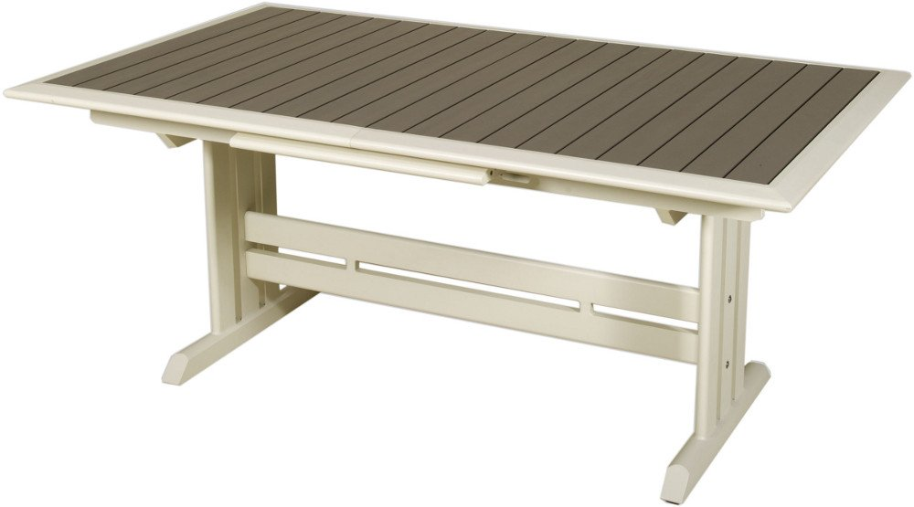 Hegoa Opening Automatic Extending Dining Table 184 ...