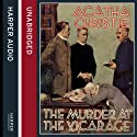 The Murder at the Vicarage Audiobook by Agatha Christie Narrated by Richard E. Grant