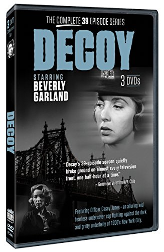 decoy dvd complete series buyer's guide