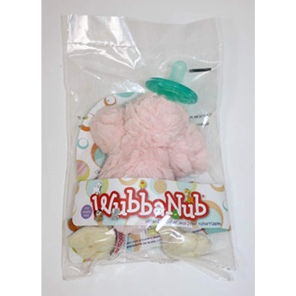 Amazon.com: mary meyer Wubbanub – Chupete con bebé chupete ...