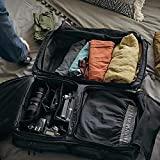 HEXAD Carryall Travel Duffel Bag - Includes
