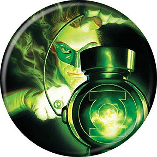 Alex Ross Green Lantern - DC Comics - Pinback Button 1.25
