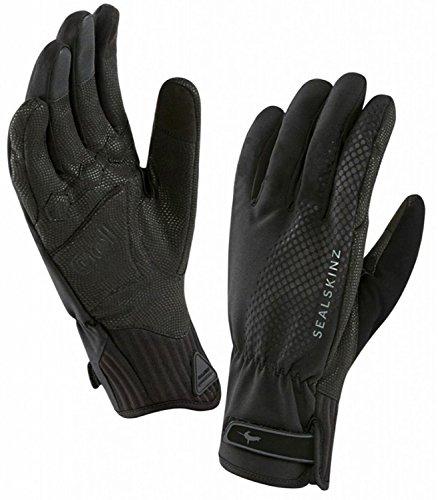 Seal Skinz Waterproof All Weather Cycle Xp Gloves, Black,...