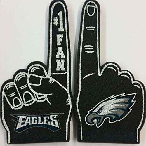 NFL Philadelphia Eagles Foam Finger Nfl Foam