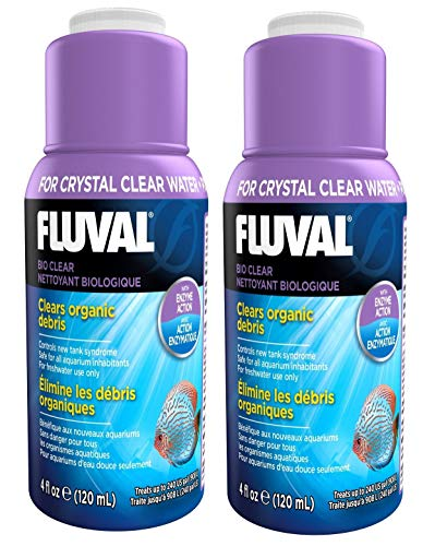 Fluval Bio Clear for Aquarium Water Treatment, 8-Ounce